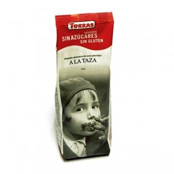 Ciocolata calda fara zahar si  fara gluten - Torras 180g