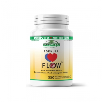 Formula FLOW (fost FLW) - Bypass / Stent Nutritional - 330 tab
