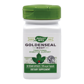 Goldenseal 570mg 30cps Nature's Way