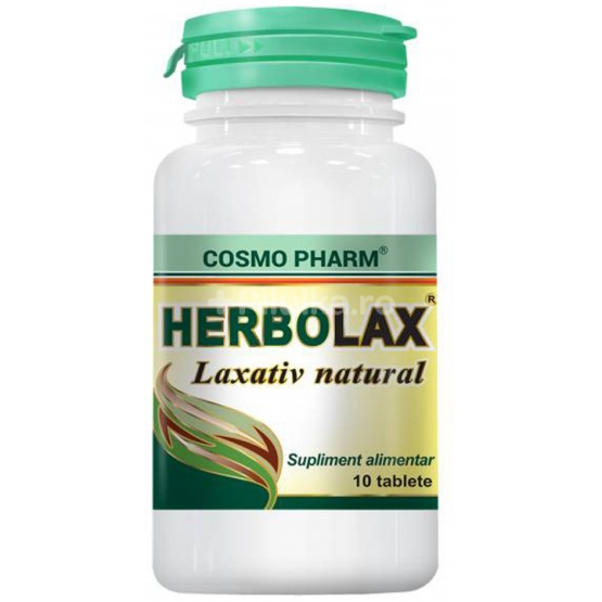 Herbolax - 10 cpr- Cosmo Pharm