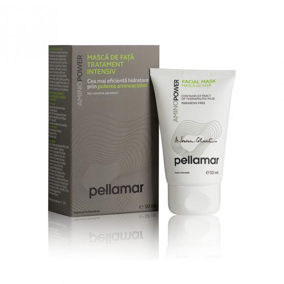 Masca pentru față AminoPower - 50 ml - Pellamar