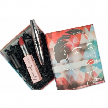 Set Cadou Intense Look (rimel & ruj) - PuroBio