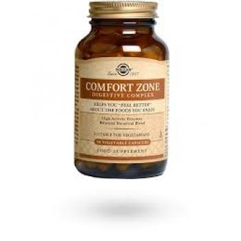 Comfort Zone Digestive Com Capsule Vegetale - 90 cps. - Solgar
