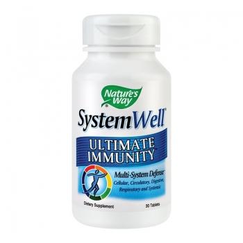 SystemWell® Ultimate Immunity™ 30tb - Suport pentru sistemul imunitar -