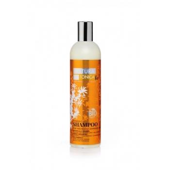 Sampon Power C cu vitamina C, ulei de catina si portocale, 400ml - Natura Estonica