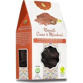 Biscuiti vegani mirodenii si cacao 150 g - AMBROZIA
