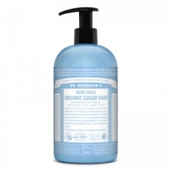 Sapun lichid cu pompa Shikakai Inodor, pentru bebelusi si piele sensibila – 710 ml