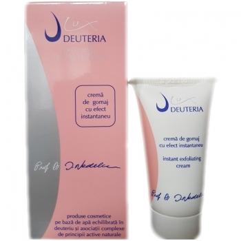 Crema de gomaj cu efect instantaneu -50 ml. - Deuteria