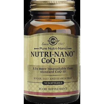 NUTRI-NANO CoQ-10 3.1x 50cps moi