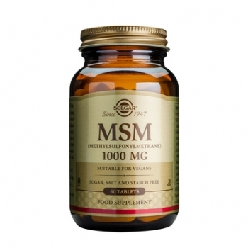 MSM 1000mg 60tablete