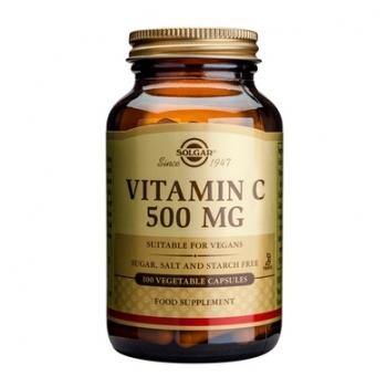 Vitamin C 500mg 100cps