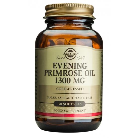 Evening Primrose Oil 1300mg 30cps moi