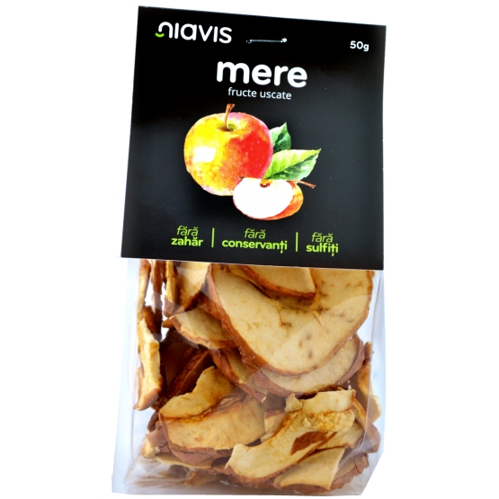 Mere - Fructe Uscate 50g