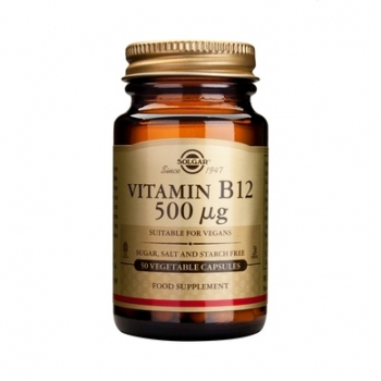Vitamin B-12 500g 50cps