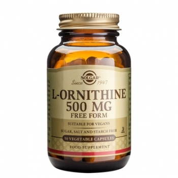 L-ORNITHINE 500mg 50cps