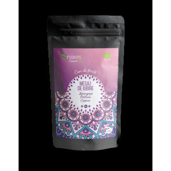 """Ceai Ecologic/BIO """"Mesaj de Iubire"""" 50g"""