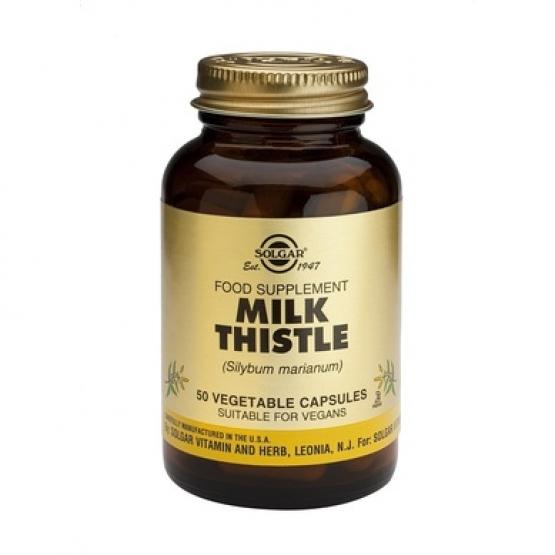 Milk Thistle 50cps