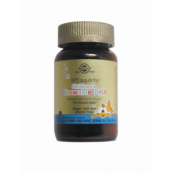 Children's Chewable DHA chewie gels 90s