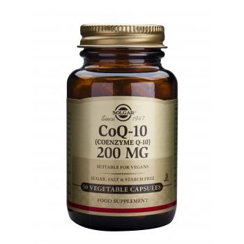 Coenzime Q-10 200mg 30 veg.caps.