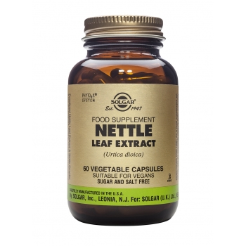 NETTLE LEAF EXTRACT 60veg caps