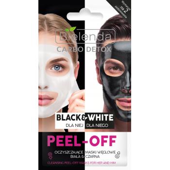 CARBO DETOX Masca de curatare Peel-Off pentru EA&EL  2x6 g