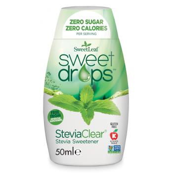 Sweet Drops - Indulcitor cu Stevie 50ml
