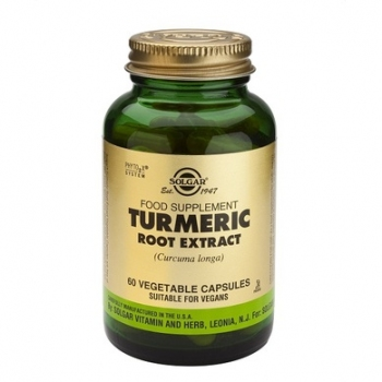 TURMERIC ROOT EXTRACT 60cps