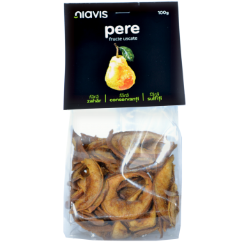 Pere - Fructe Uscate 100g