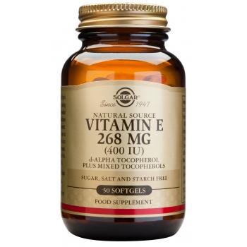Vitamin E 400ui 50cps