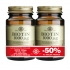 Biotin 1000mcg 50 capsule vegetale PACHET 1+1-50%