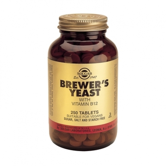 Brewers Yeast 500mg 250tablete