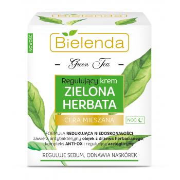 Green Tea Crema de Noapte Normalizatoare pentru Ten Mixt 50ml