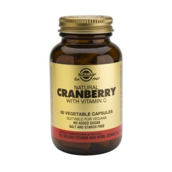 Cranberry Extract with Vit. C 60cps