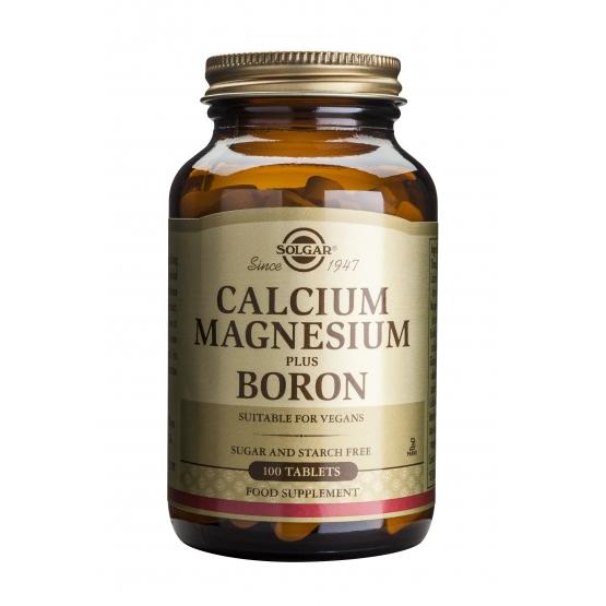 Calcium Magnesium plus Boron 100 tablete