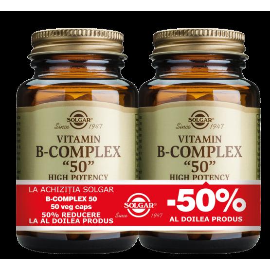 B-50 Complex 50cps PACHET 1+1-50%