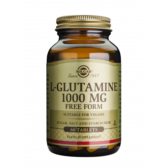 L-Glutamine 1000mg 60tablets