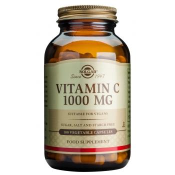 Vitamin C 1000mg 100cps