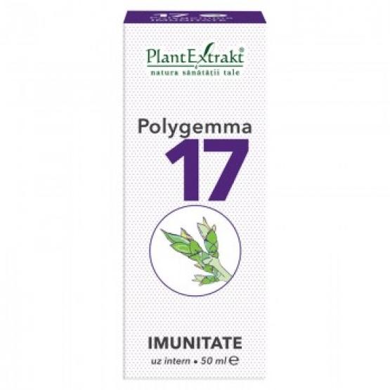 Polygemma 17 - Imunitate - 50 ml