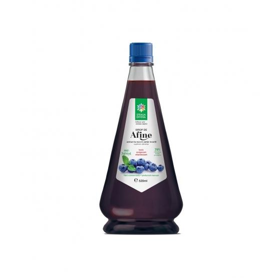 Sirop de afine 520 ml - Steaua Divina