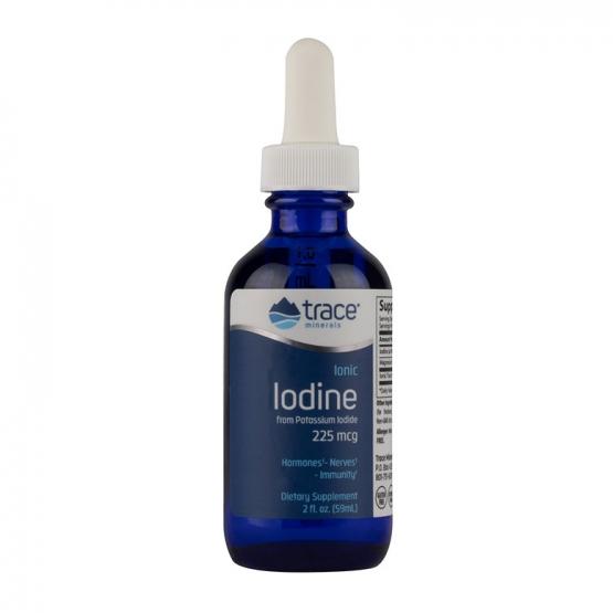 Iod  Ionic  - lichid- 225 mcg TRACE MINERALS