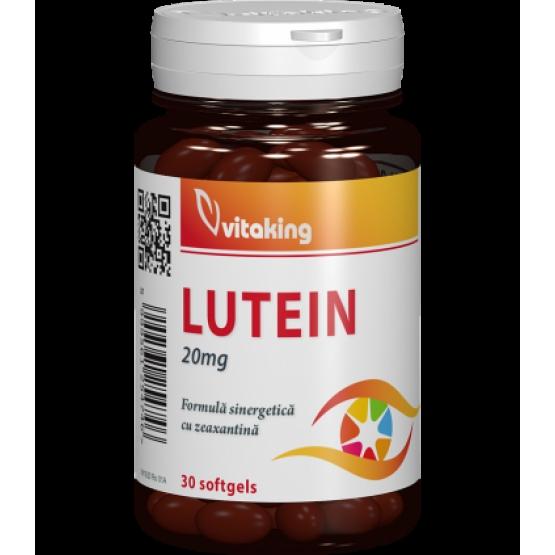 Luteina 20 mg - 30 capsule moi