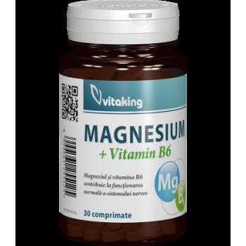 Magne B6 - 30 comprimate