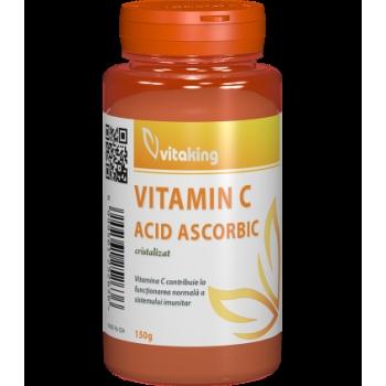 Vitamina C cristalizata - 150 gr
