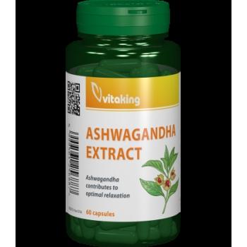 Extract de Ashwagandha 240 mg - 60 capsule vegetale