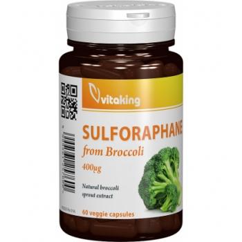 Sulforaphane din broccoli - 60 capsule
