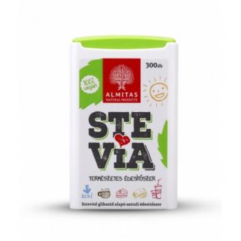 Stevie indulcitor natural - 300 comprimate