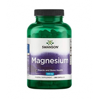Magneziu 200mg - 250 capsule