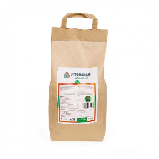 Green Sugar Pulbere 5kg + 4 CADOURI