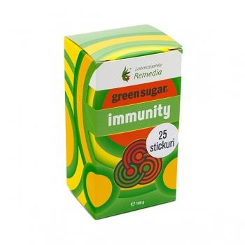 Green Sugar Immunity 25 sticks