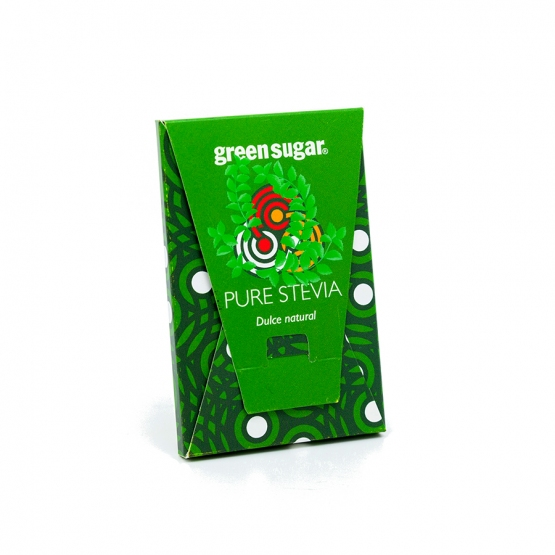 Green Sugar Pure Stevia (2 plicuri)